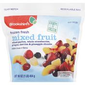 Brookshire's Mixed Fruit, Frozen Fresh