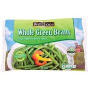 Best Choice Fresh Frozen Grade A Fancy Whole Green Beans