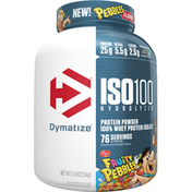 Dymatize Protein Powder, Fruit Pebbles