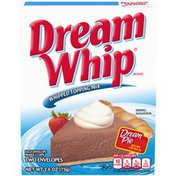 Dream Whip Whipped Topping Mix