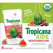 Tropicana Kids Wtrmln 5.5FlOz 8Pk
