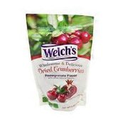 Welch's Cranberry Pomegranate Dried Fruit