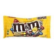 M&M's Medium Bag Peanut Milk Chocolate Candies