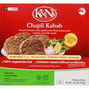 K&N's Chapli Kabab