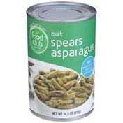 Food Club Cut Asparagus Spears