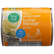 Food Club Butter Me-Not Biscuits