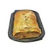 Philly Cheese Steak Stuffed Loaf