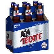 Tecate Light Mexican Beer