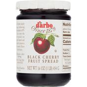 D'arbo Fruit Spread, Black Cherry