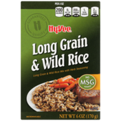Hy-Vee Long Grain & Wild Rice Mix With Herb Seasoning