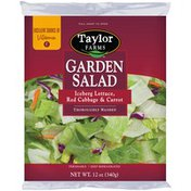 Taylor Farms Garden Salad