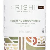 Rishi Tea Tea, Organic, Caffeine-Free, Reishi Mushroom Hero, Loose