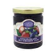 Earth & Vine Strawberry Blueberry Jam