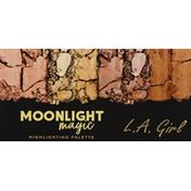 LA Girl Highlighting Palette, Moonlight Magic