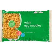 Food Club Enriched Egg Noodle Product, Wide Egg Noodles