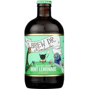Brew Dr. Kombucha Kombucha, Mint Lemonade, Founder's Series