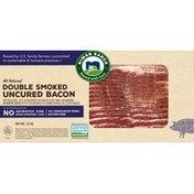 Niman Ranch Uncured Double Applewood Smoked Bacon