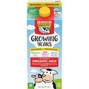 Horizon Organic Growing Years Whole Milk with DHA Omega-3