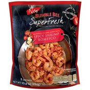 Superfresh Spicy Romesco Shrimp
