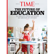 Time Magazine, The Future of Education, August 2021