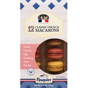 Brioche Pasquier Macarons, Classic French