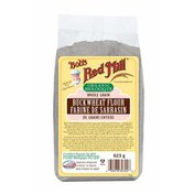 Organic Whole Grain Buckwheat Flour