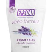 Epsoak Epsom Salts, Sleep Formula