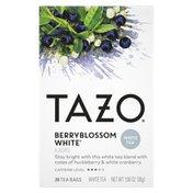 Tazo Tea Tea Bag Berry Blossom White