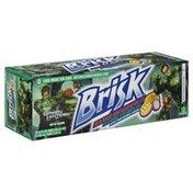 Brisk Iced Green Tea, Green Lantern, Mango-Dragonfruit Flavored