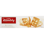 Kambly Biscuits, Butter, Butterfly