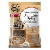 Big Train Pumpkin Spice Blended Ice Coffee Beverage Mix