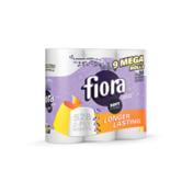 Fiora Bath Tissue Rolls, Lavender