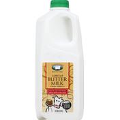 Shamrock Farms Butter Milk, Lowfat, 1% Milkfat