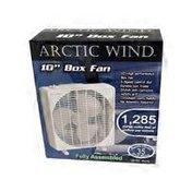 Arctic Wind 10* Box Fan