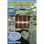 SF Bay Coffee Frozen Juvenile Aquatic Turtle Diet