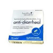 Healthy Accents Anti-Diarrheal Tablets