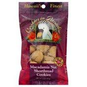 Cookies In Paradise Cookies, Shortbread, Macadamia Nut