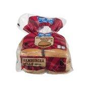 Stop & Shop 100th Anniversary Hamburger Rolls - 8 CT
