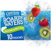 Capri Sun Strawberry Kiwi Surf Naturally Flavored Water Beverage