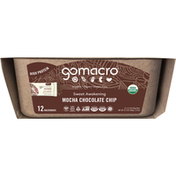 GoMacro Macrobars, Mocha Chocolate Chip