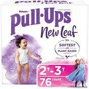 Pull-Ups Girls' Potty Training Pants, 2T-3T