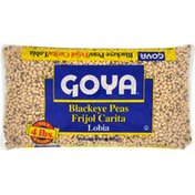 Goya Blackeye Peas, Dry