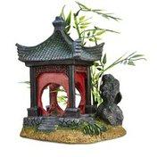 Imaginarium Asian Gazebo White Bamboo