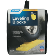 Camco Leveling Blocks, Heavy Duty