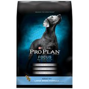 Purina Pro Plan Focus Senior Large Breed Dog Food 34 Lbs.
