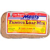Gene Wenger's Loaf Mix, Famous