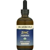 Dr. Mercola Zinc, 15 mg