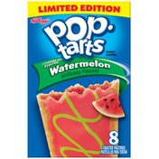 Kellogg's Pop Tarts Frosted Watermelon Toaster Pastries