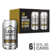 Saint Archer Beer