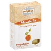 Soap Box Bar Soap, Mandarin